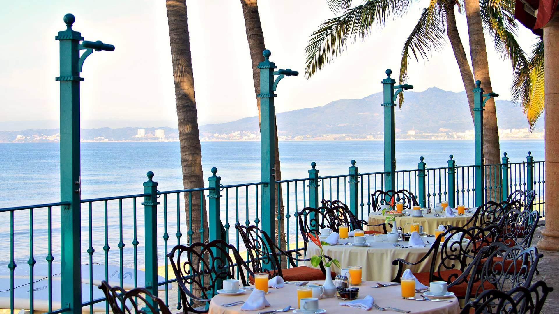Riviera Nayarit Timeshare at Villa del Palmar and its Cuisine