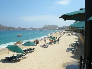 Cabo San Lucas Beach El Medano
