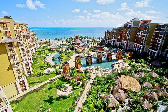 Villa Group Timeshare - Villa Del Palmar Timeshare Cancun