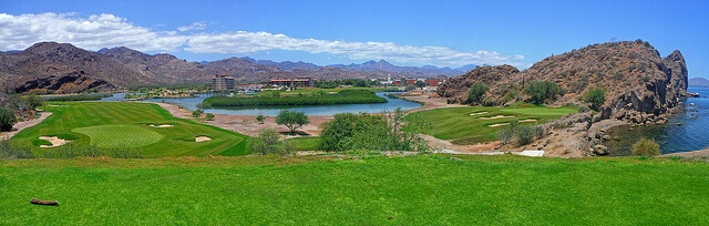 Golf Course to Open on the Islands of Loreto