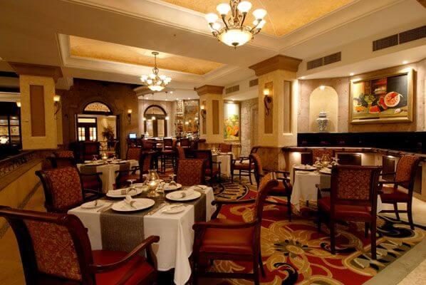 Restaurant La Casona at Villa La Estancia Residences Riviera Nayarit