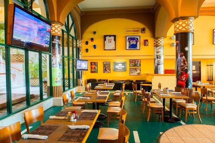 Tortuga Sports Bar