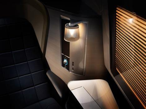 flying first class for your honeymoon