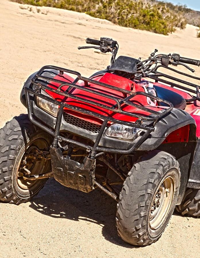 Rent ATVs in Cabo San Lucas