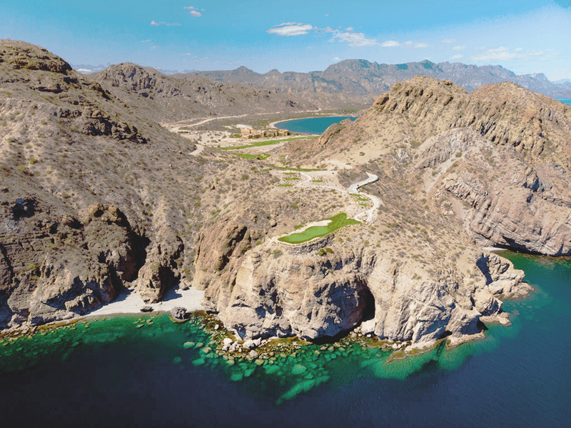 Villa del Palmar Loreto danzante bay islands of loreto