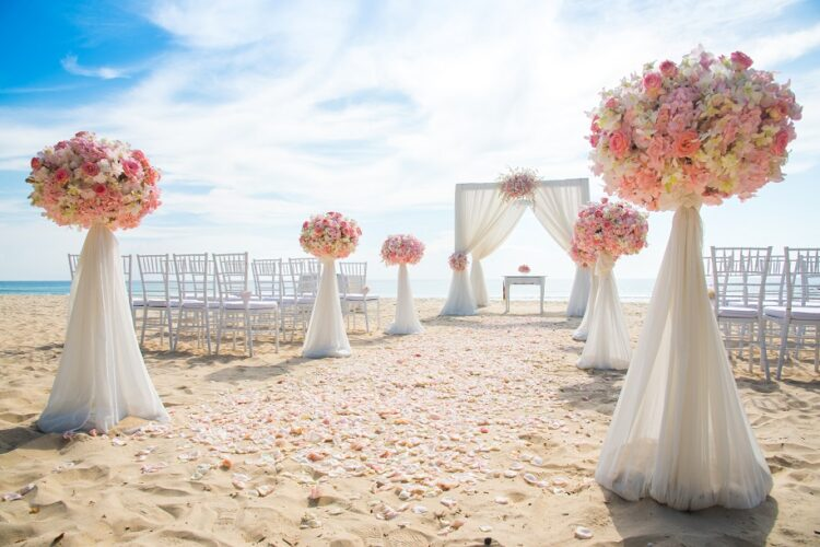 dream wedding in Mexico