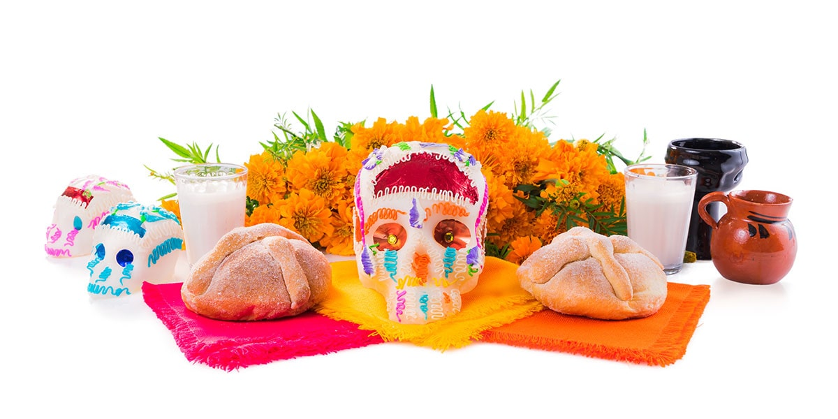 Ofrendas to Day of the dead altars